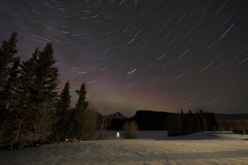 Aurora Borealis Tease
