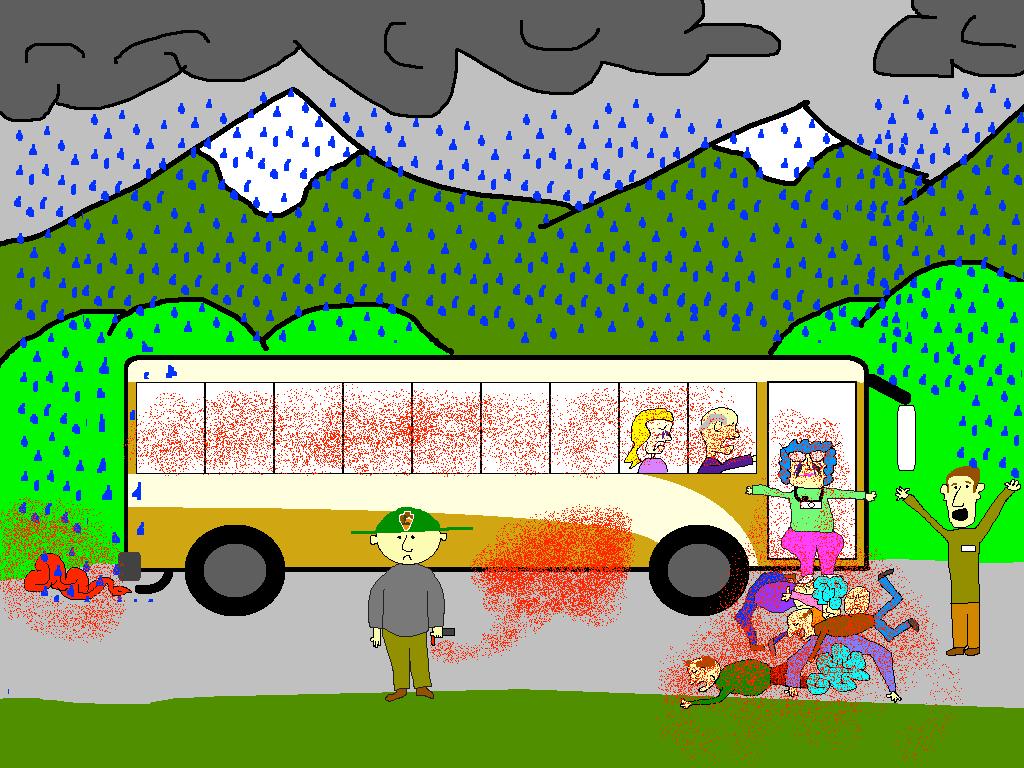 Bear Spray Accident Park Ranger