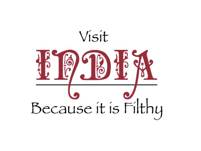 Filthy India Logo