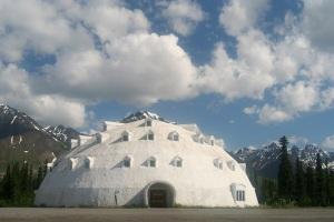 Igloo Hotel Alaska