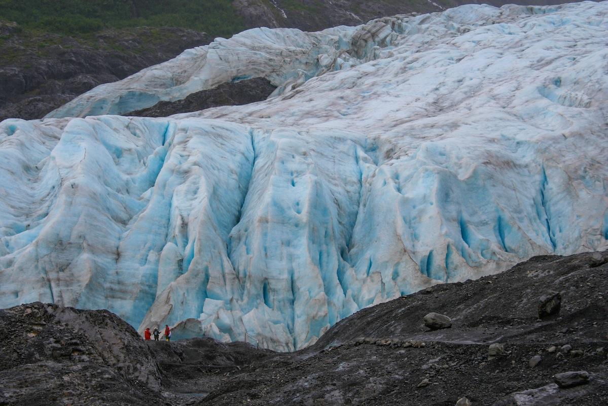 Exit Glacier in 2006