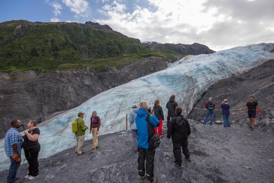 Exit Glacier 2014