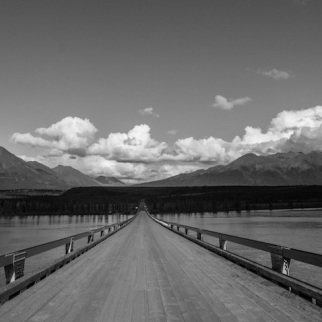 Susitna River Bridge
