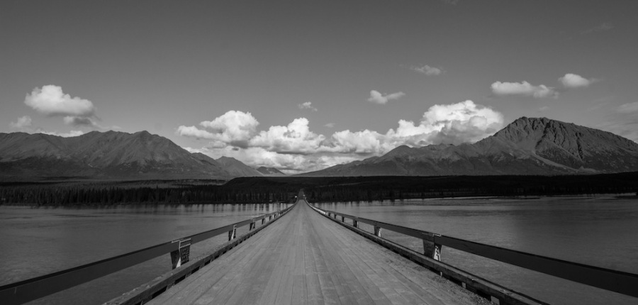 Susitna River Bridge