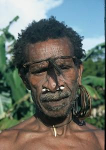 Papua Cannibal