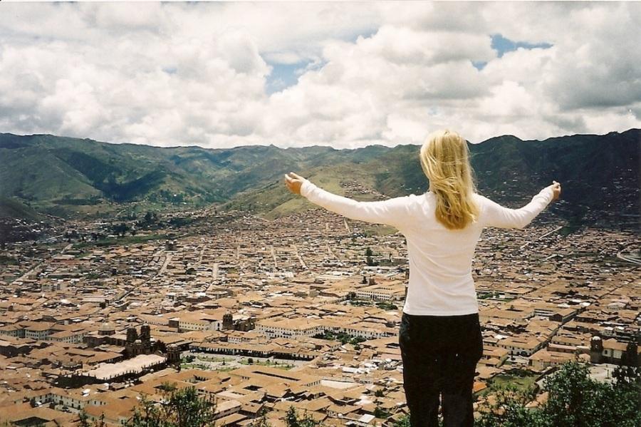 Cusco Peru Vista