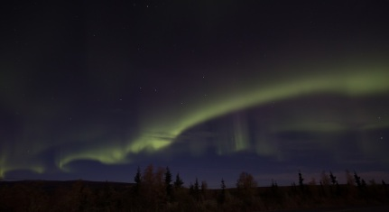 Aurora on Stampede Road