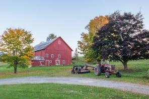 Red Barn Vermont