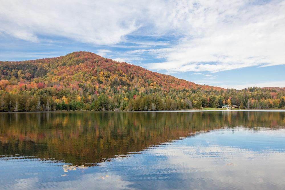 Lake in the Northeast Kingdom