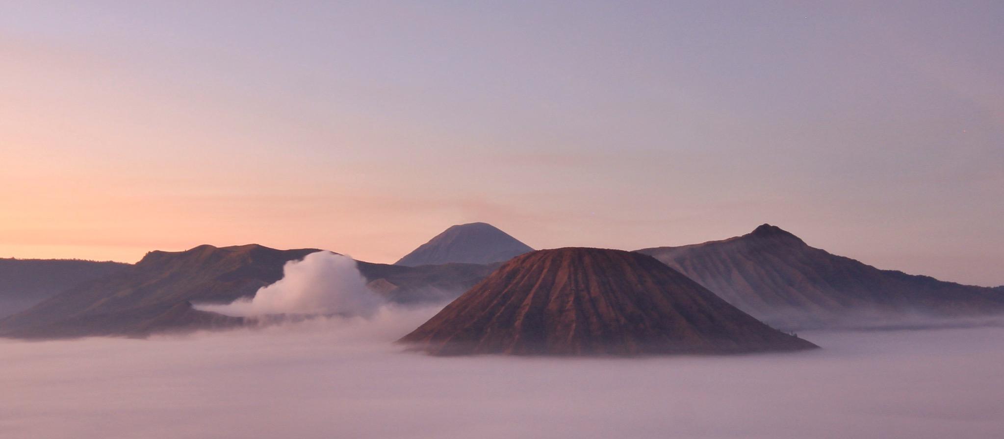 Mt. Bromo Sunrise