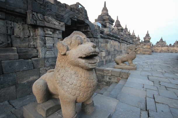Borobudur Lions