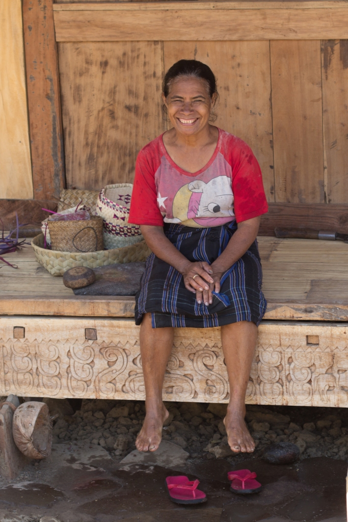 Belaragi Village woman people
