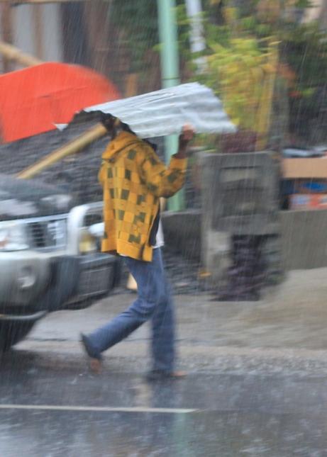 Tin Umbrella