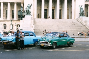 Memoirs of My Trip to Cuba, or Change Is Coming