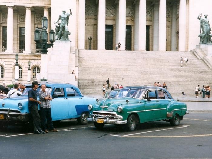 Cuban Capitolio