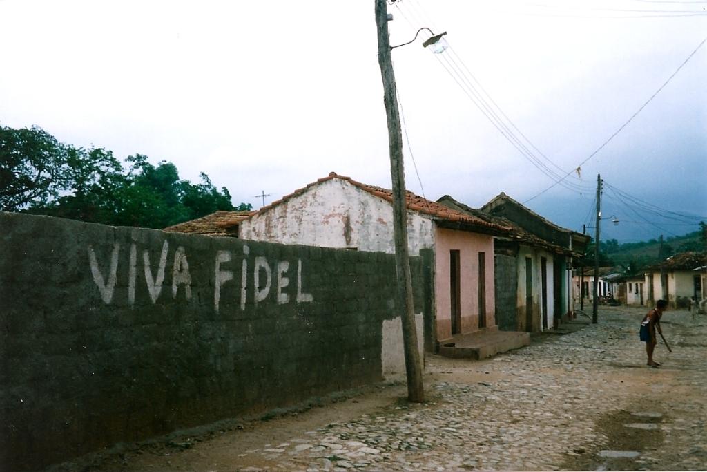 Cuba Viva Fidel