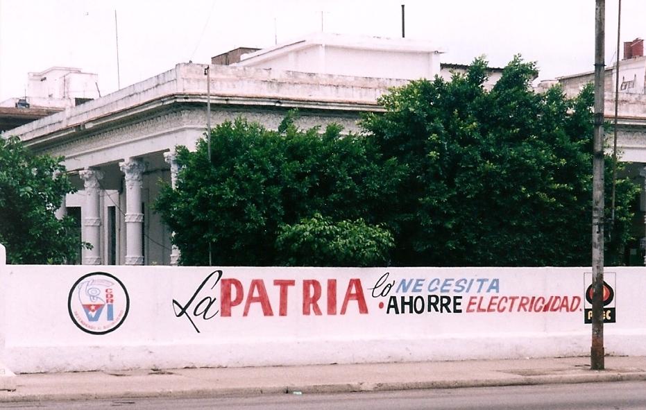Propoganda in Cuba