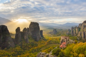 An Expensive Meteora Photo