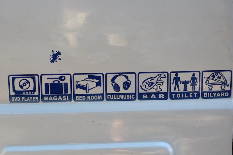 Bemo stickers