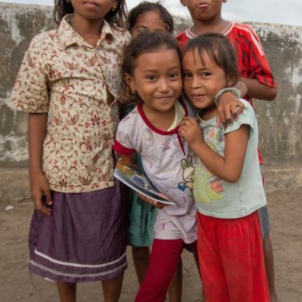 Rinca Island Kids