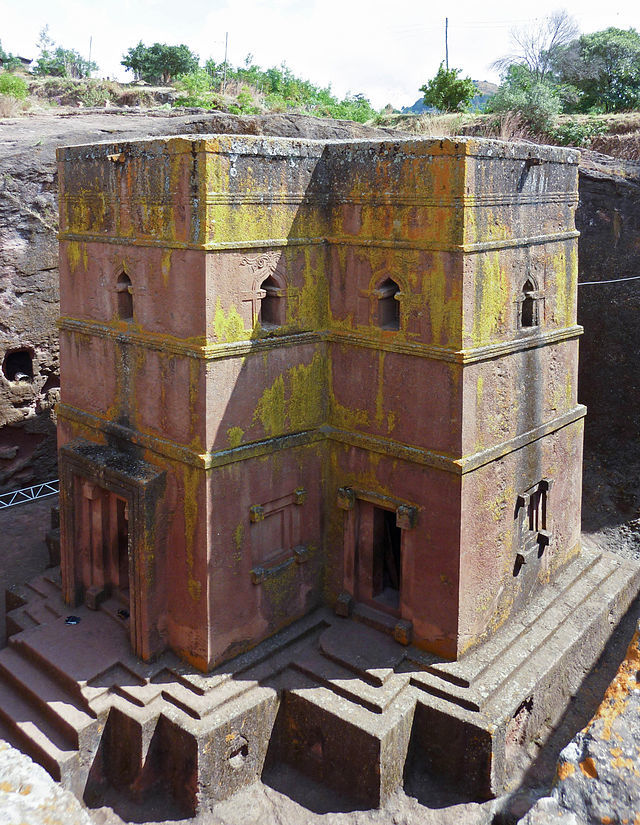 Lalibela Church