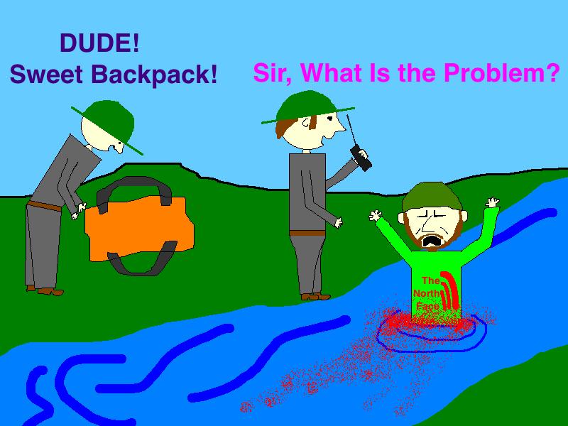 Park Ranger Comic