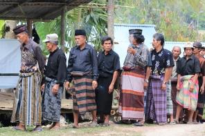 Taraja funeral parade
