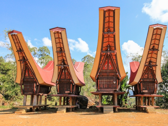 Tongkonan Tana Toraja