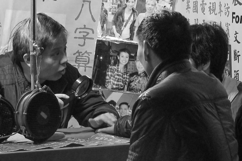 Hong Kong Fortune teller