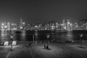 Hong Kong Island from Kowloon