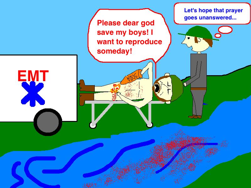 Park Ranger EMT Comic