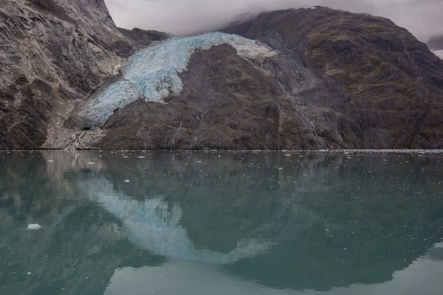 Hanging Glacier.