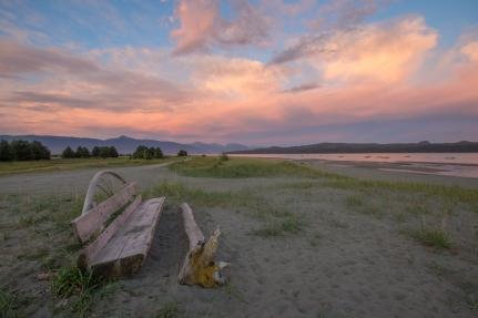 Gustavus Alaska Sunset