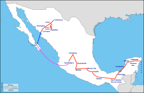 We are going to MEXICO! or Righting a Past TravelWrong
