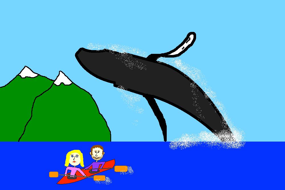 Bells on a Kayak