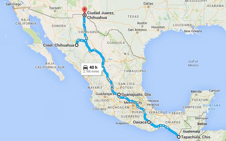 Mexico 2003 Trip
