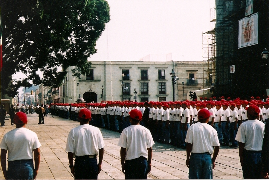 Cinco de Mayo Oaxaca