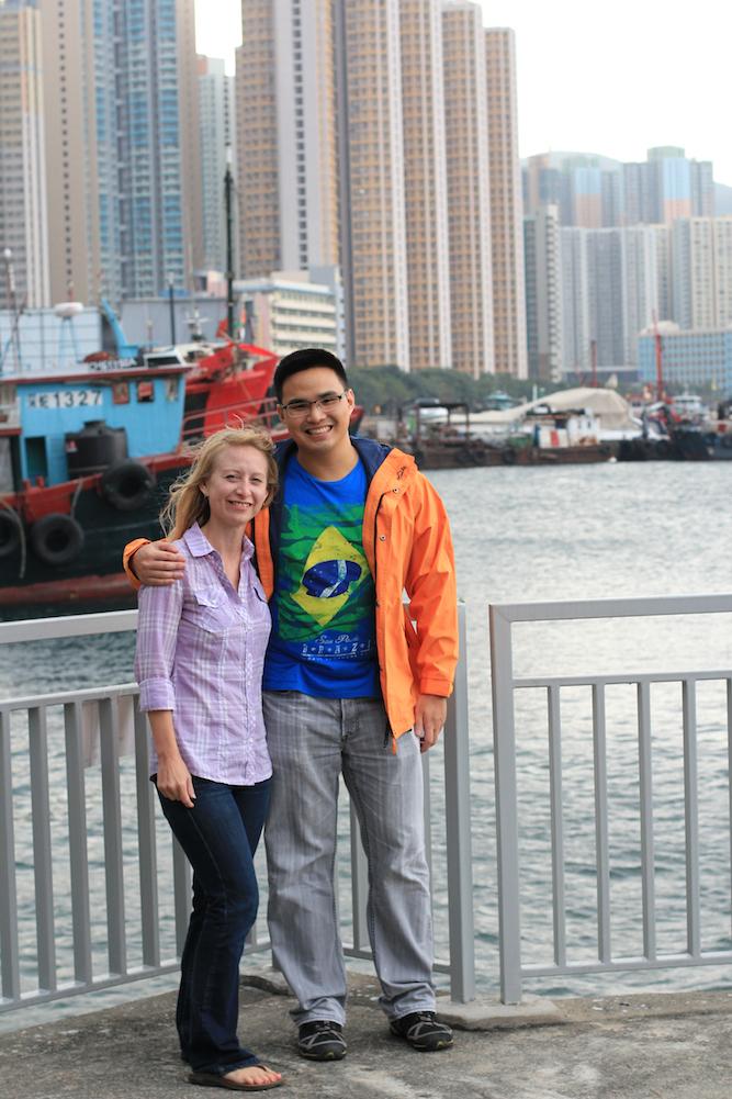 James and Kristi