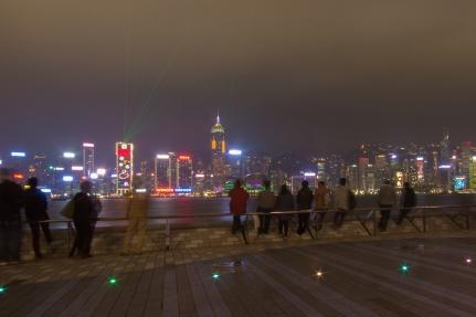 Hong kong sound light