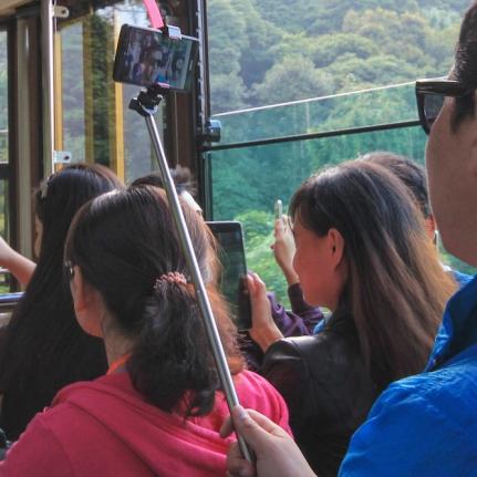 Selfie stick hong kong