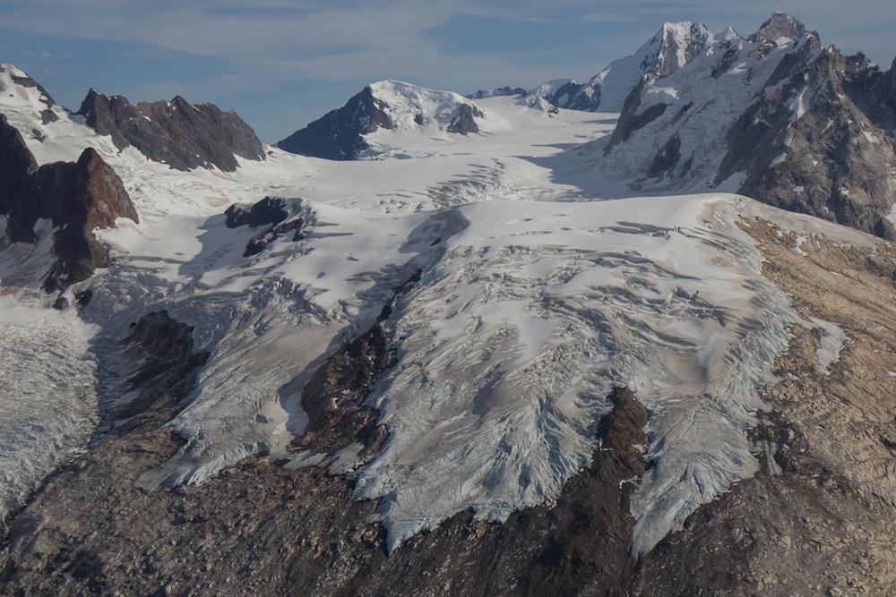 Hanging Glaciers