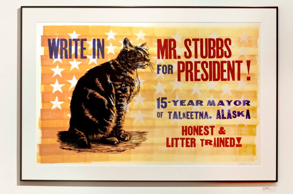 Mayor Stubbs for President