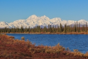 denali autumn broad pass