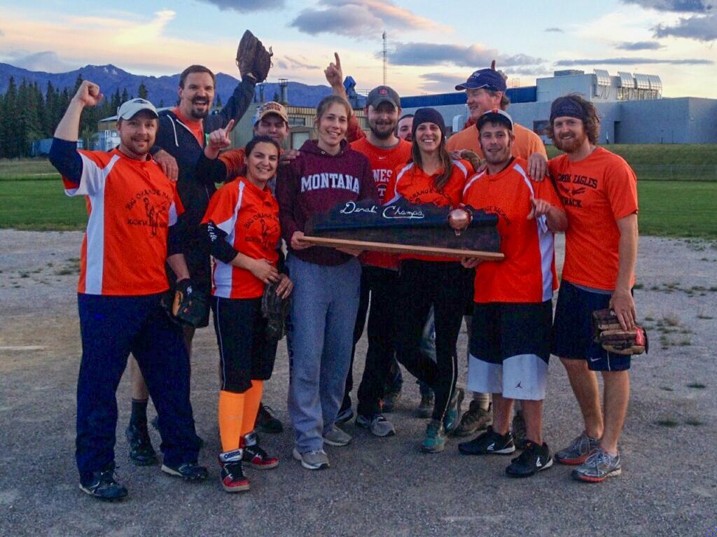 Denali Softball Champs 2014