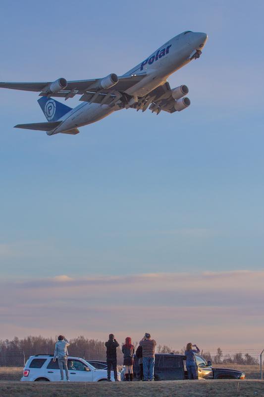 Airplane Point Woronzof