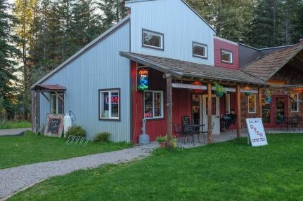 Gustavus, Alaska, Fireweed Cafe