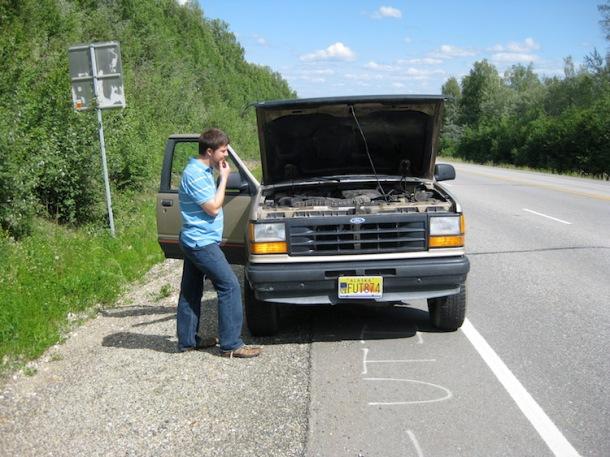 Car Towing Fairbanks