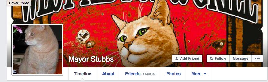 Stubbs Mayor