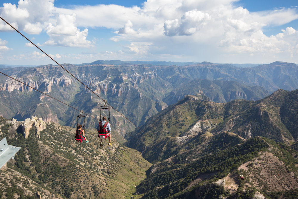 Copper Canyon Zip LIne