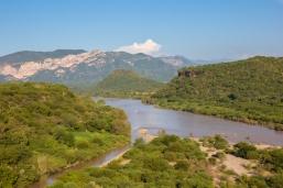 Rio Fuerte train